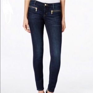 Michael Kors • Front Zipper Pocket Skinnies